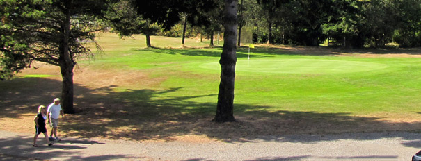Grandview Golf Course header image